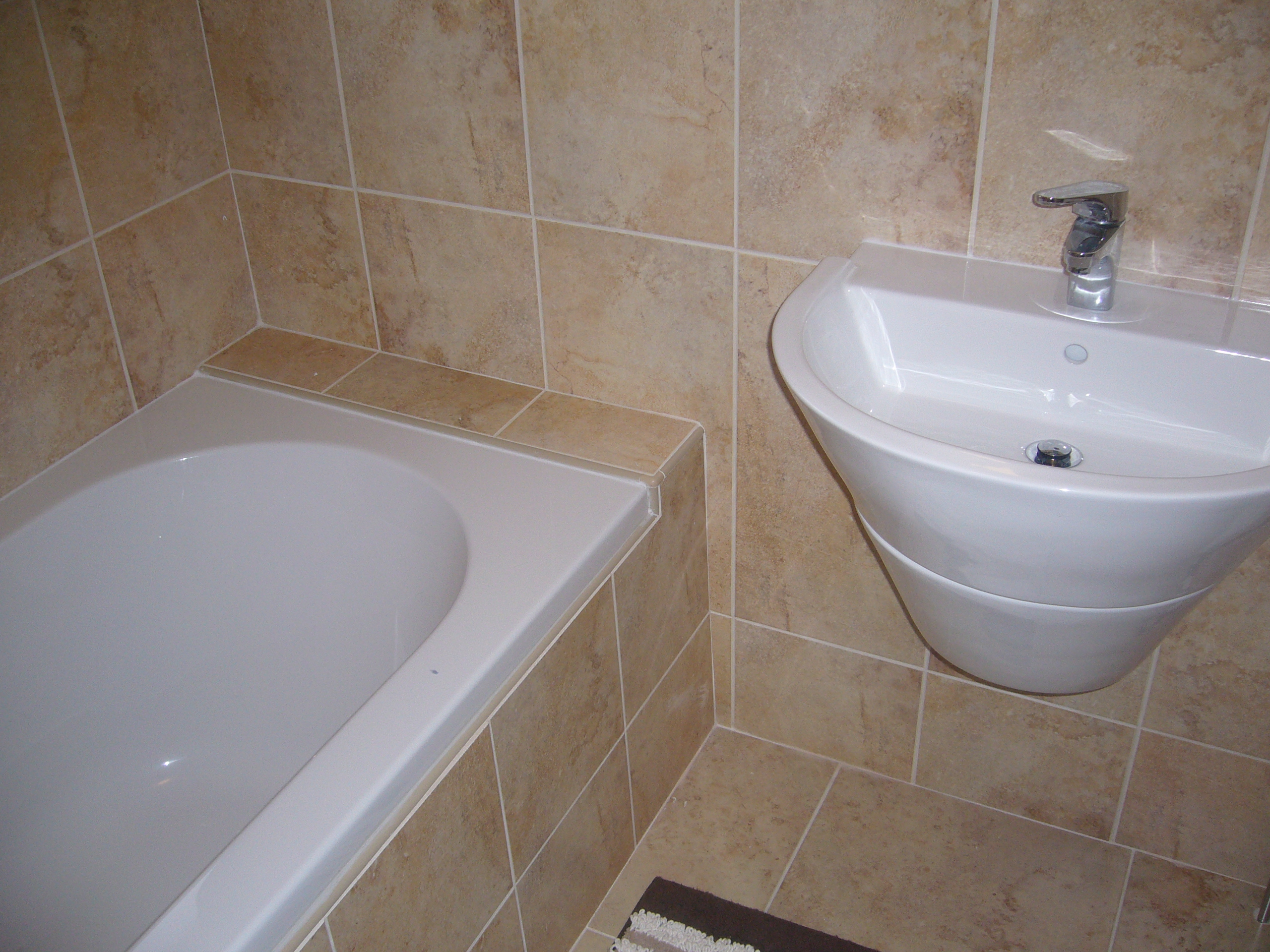 Gallery rivelin plumbing and heating sheffield for Bathroom examples photos